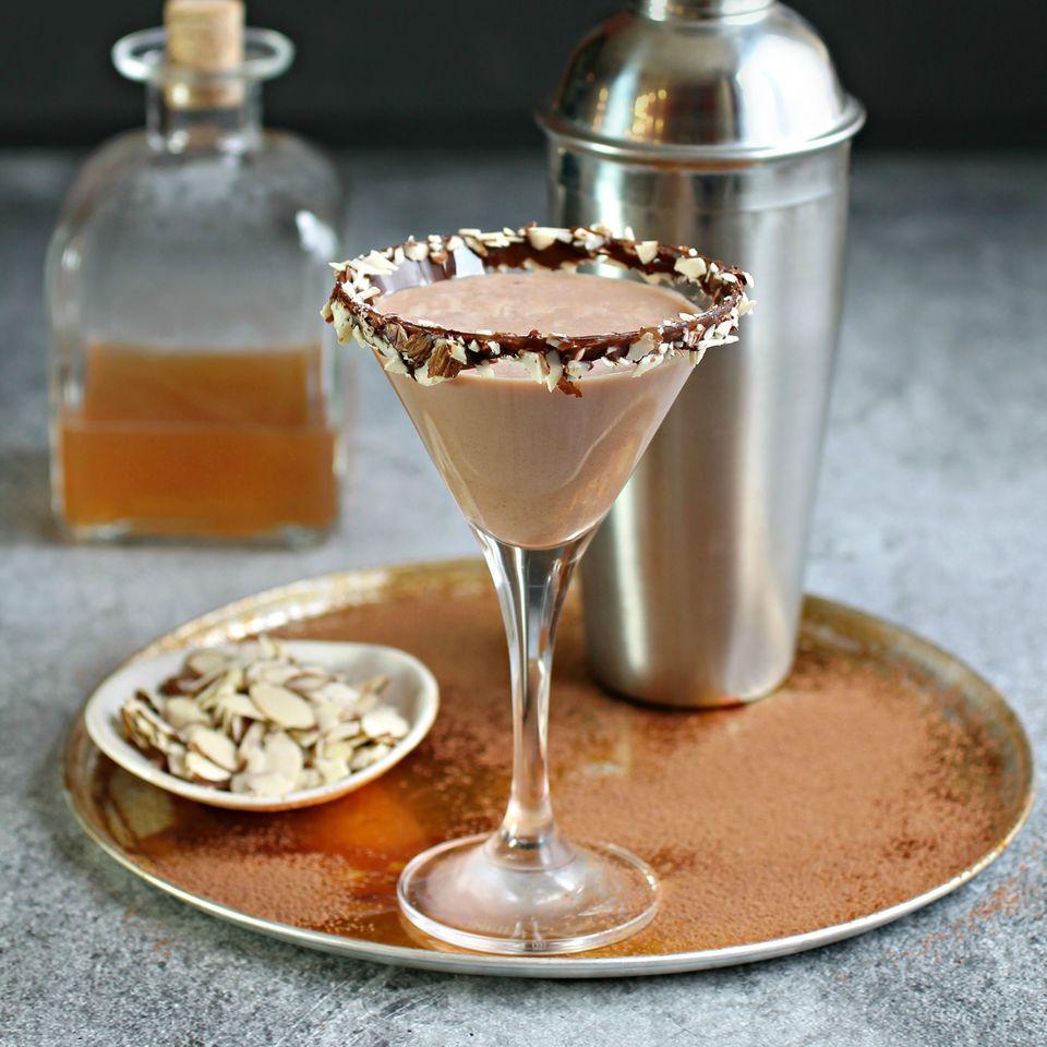Chocolate Almond Cocktail