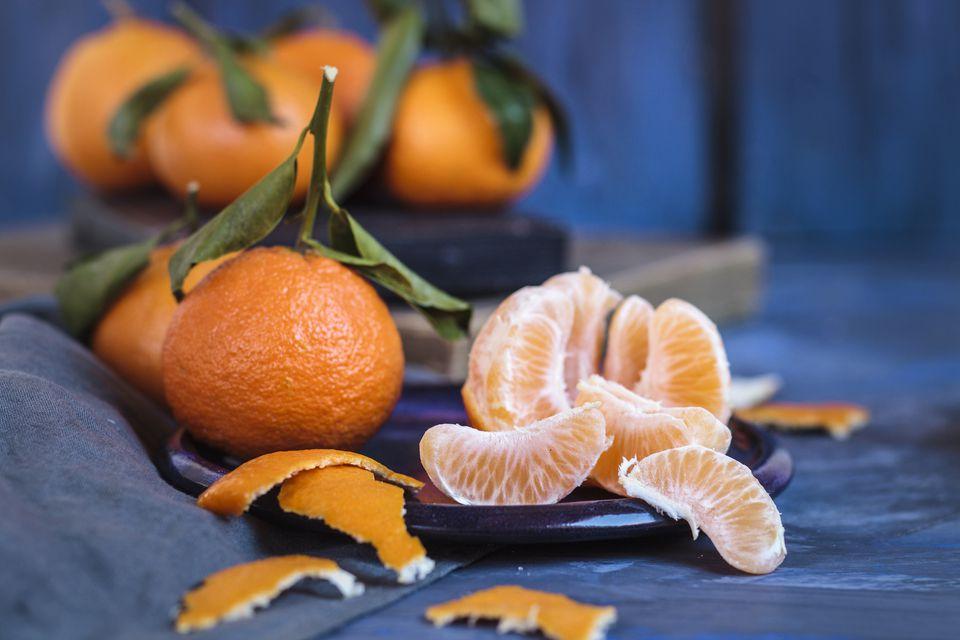 Small Oranges/Tangerines