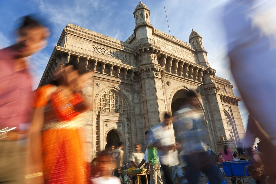 Gateway of India, Mumbai.