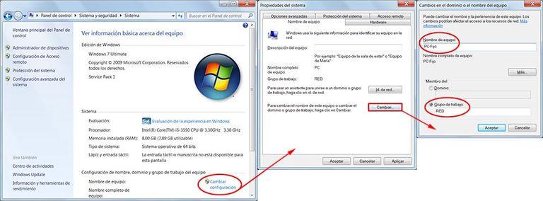 Red-Windows-7