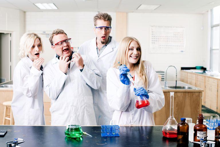 I got Lab Assistant Material. Scientific Method Quiz