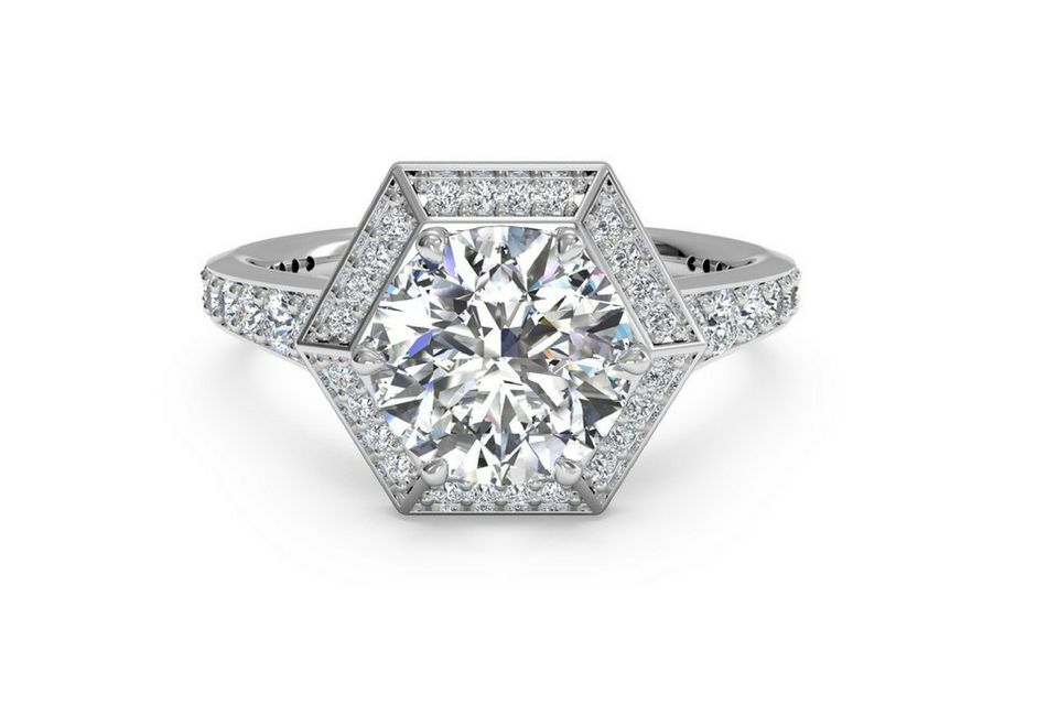rings youtube exotic diamond watch fancy engagement