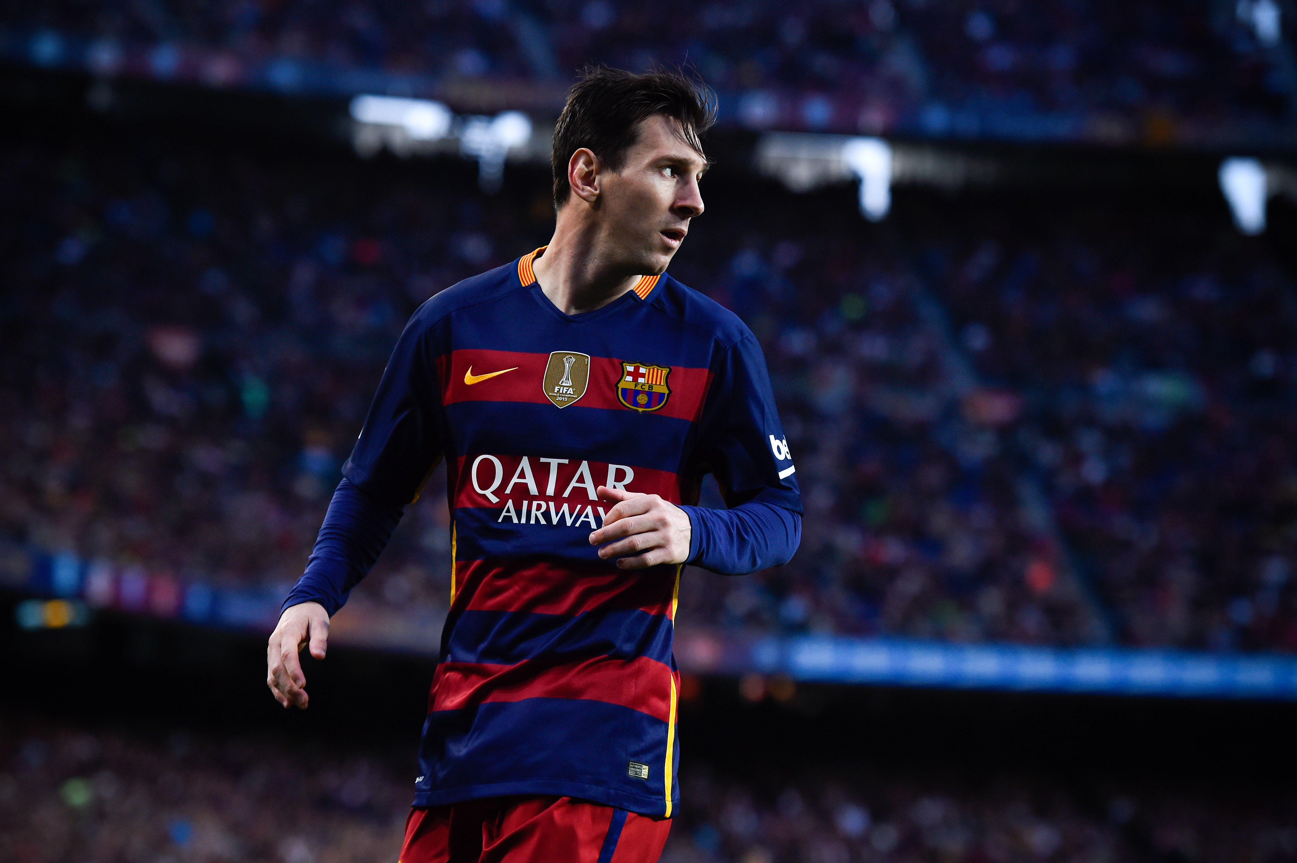 Profile of Barcelona Soccer Player Lionel Messi