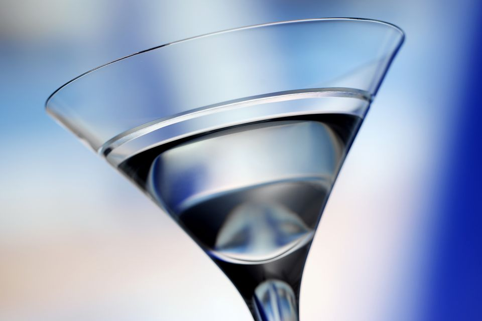 There are many great American-made vodkas that can stand alone in a Vodka Martini.