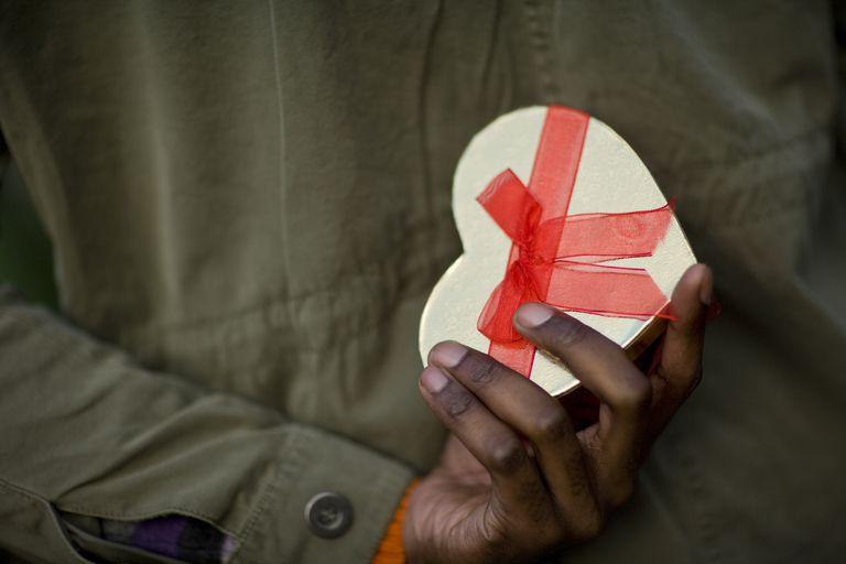 healthy valentines gift