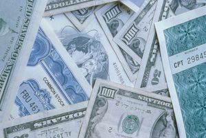 Cash Dividends on Stock Certificates