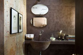 guest bathroom. how to save money with key guest bathroom decorating ideas i