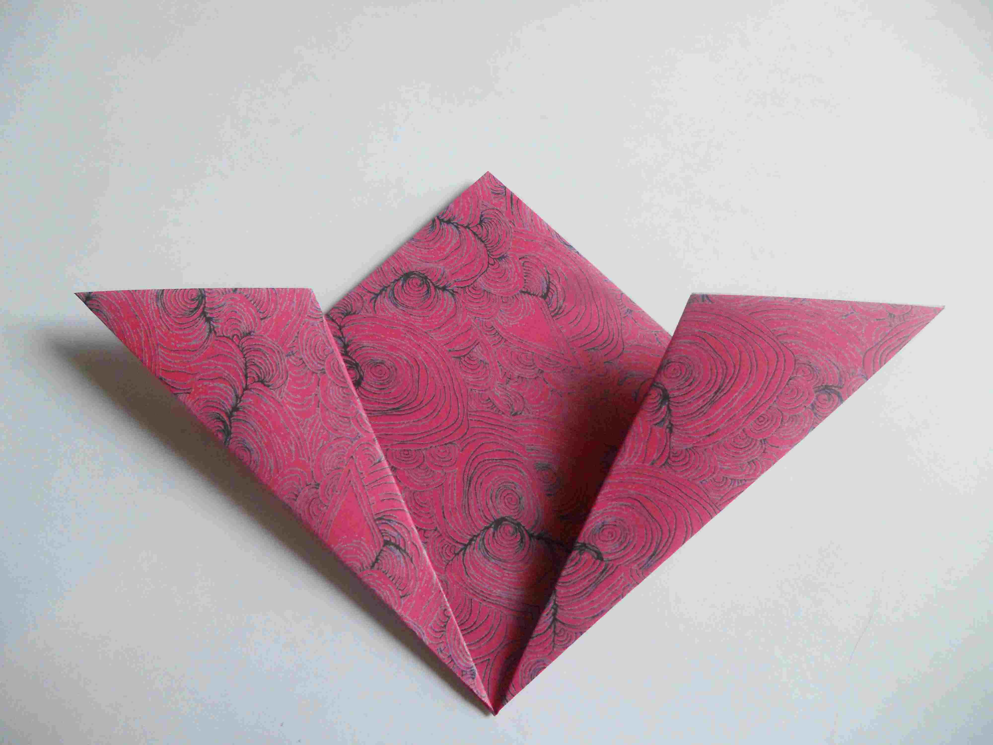 How to make an origami kusudama flower mightylinksfo Gallery