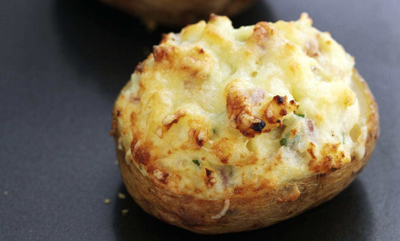 Stuffed Baked Potato Recipe