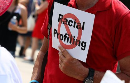 us law enforcement agencies tagged for racial profiling When is it okay to racially profile long-awaited guidance for federal law enforcement agencies on how they can as allowing racial profiling at the.