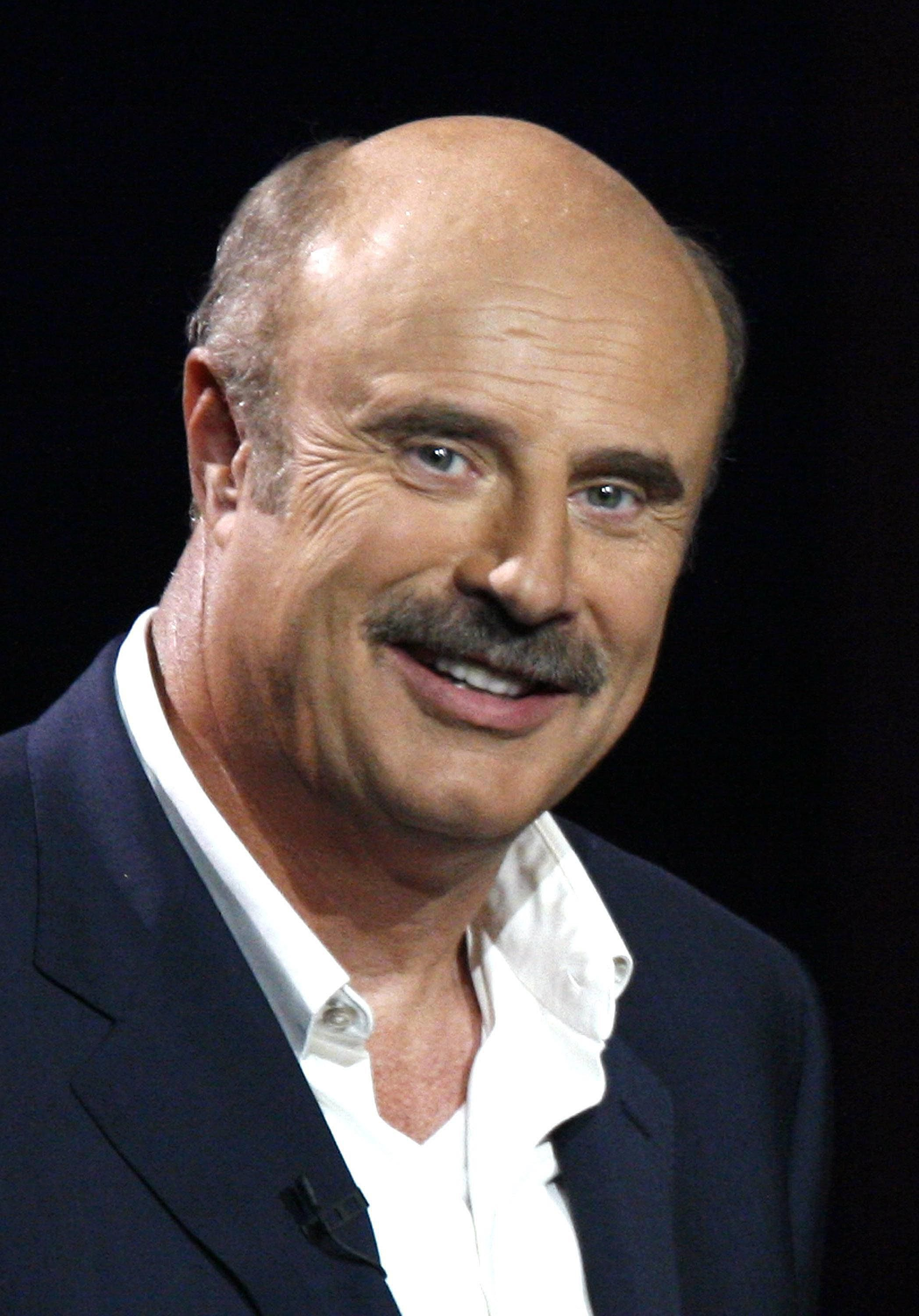 The Dr. Phil Show's Weekly Guest Schedule