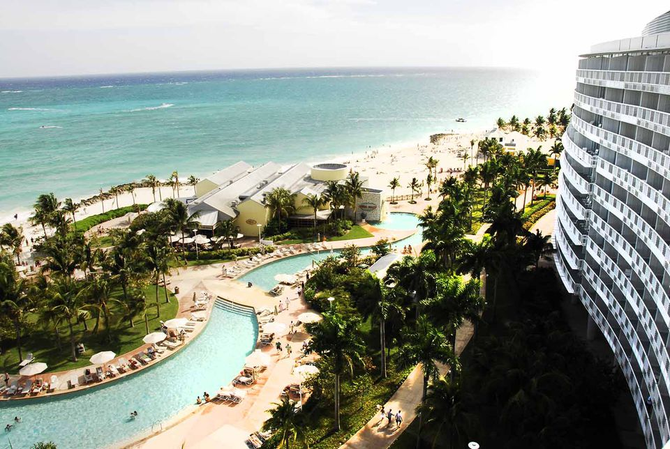 The Westin and Sheraton Our Lucaya Beach and Golf Resort - Freeport - Grand Bahama Island