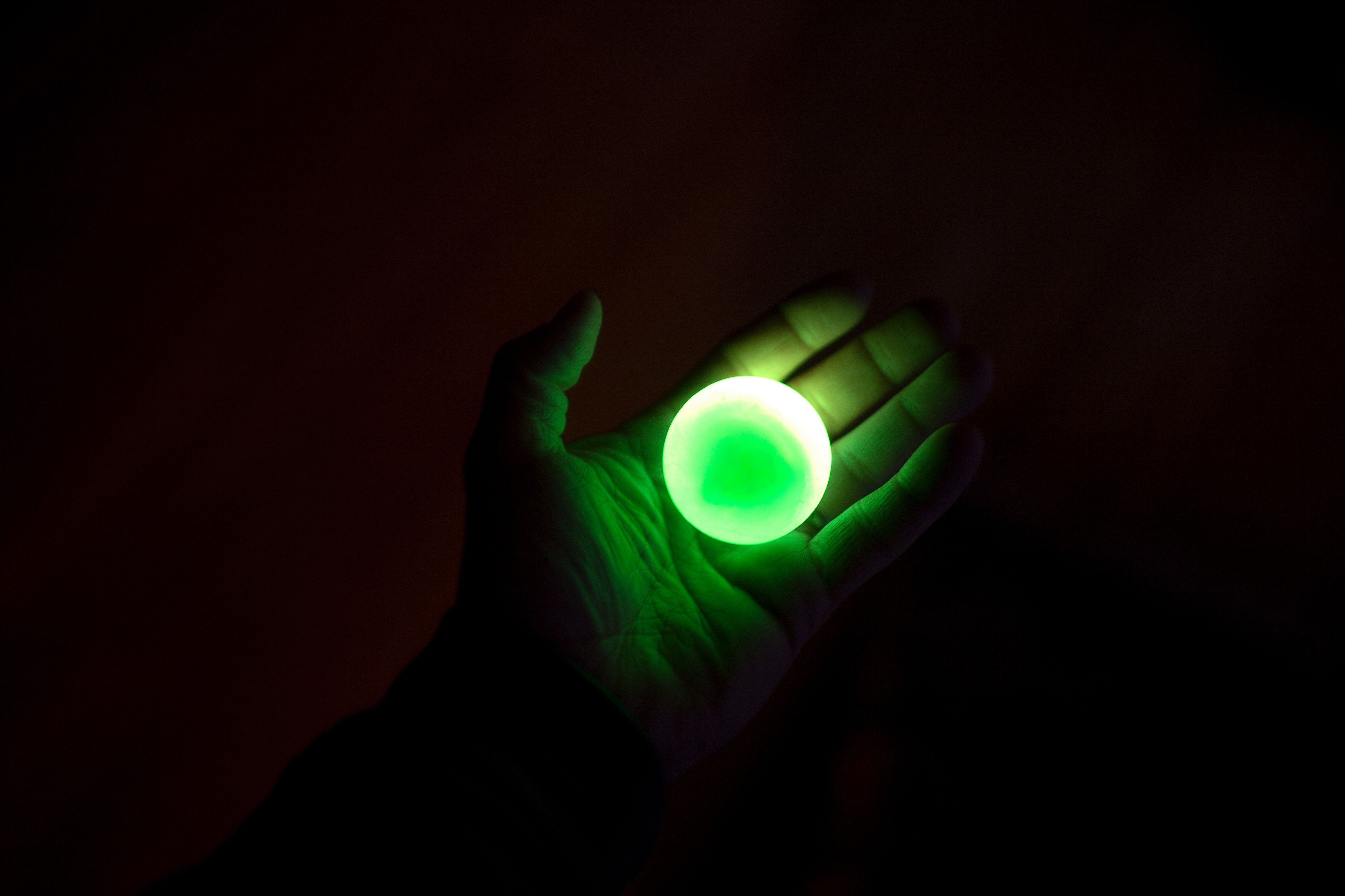 The science behind glow in the dark products green is the most common glow in the dark color because its the one easiest for gamestrikefo Image collections