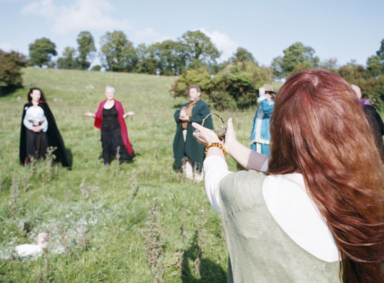Hillside Ritual
