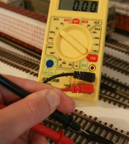 how to wire a model railroad for block operation wiring ho track of common rail ho track reverse loop wiring #6