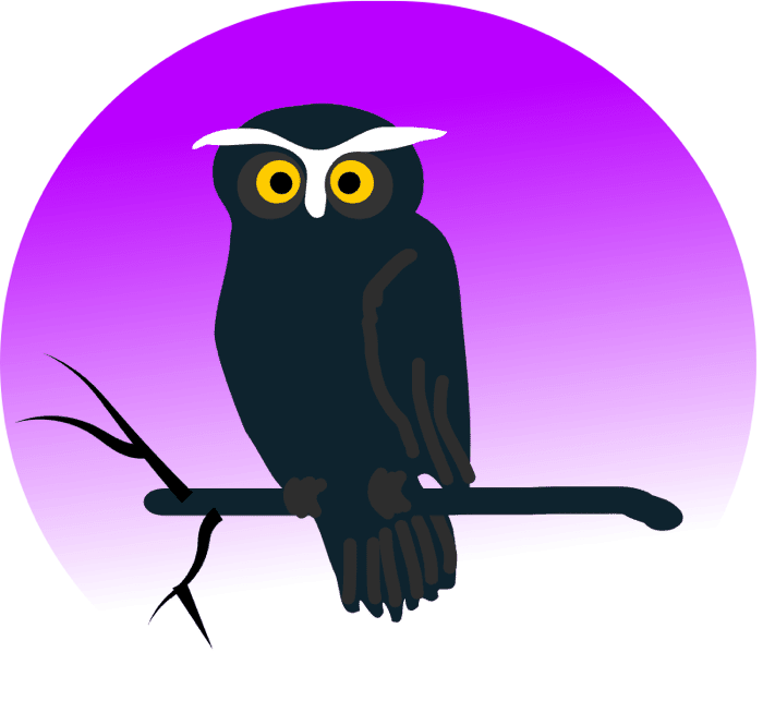 owl clip art free