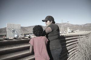 Wall on Mexico border