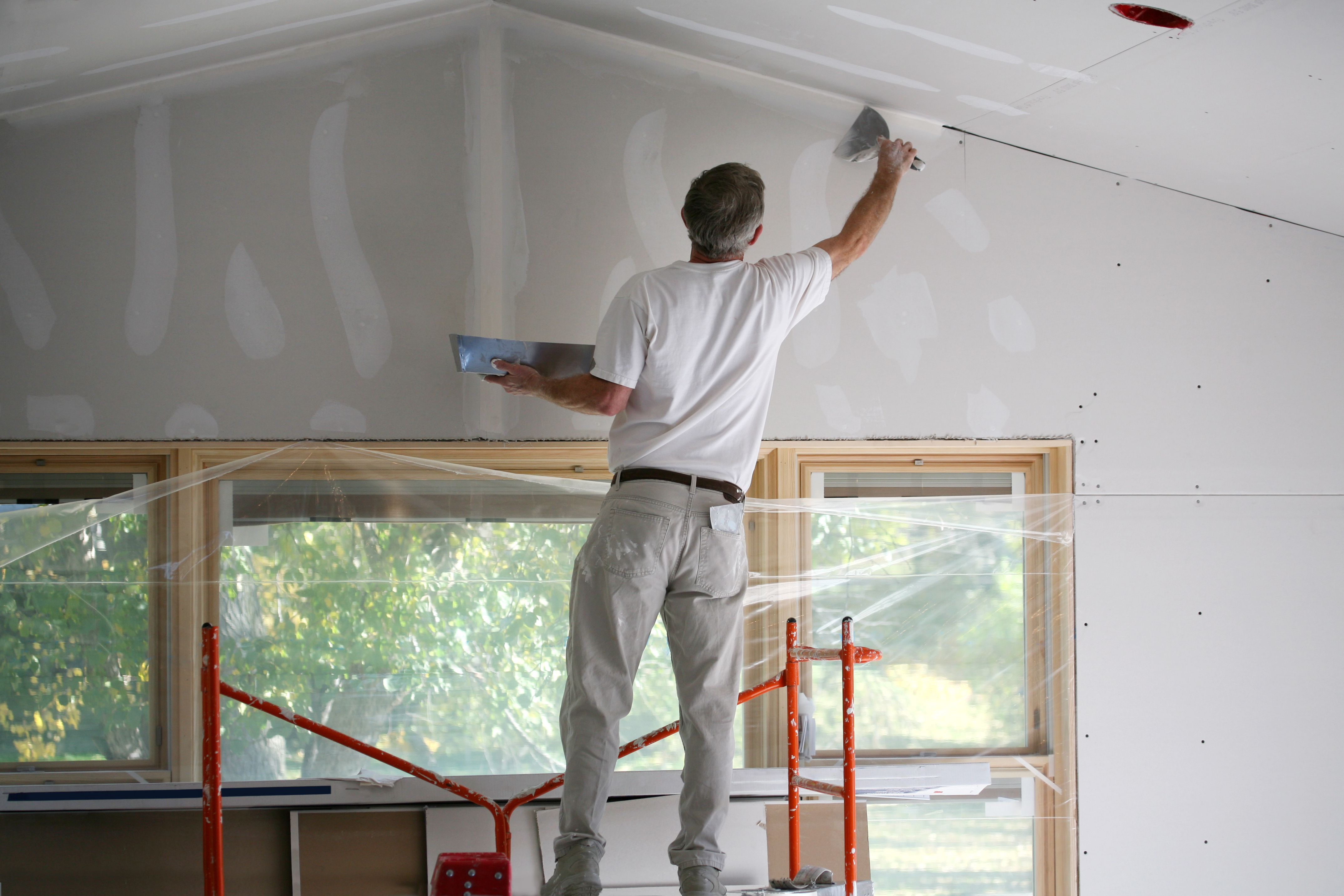 exterior joint compound. can low dust drywall joint compound save your lungs? exterior