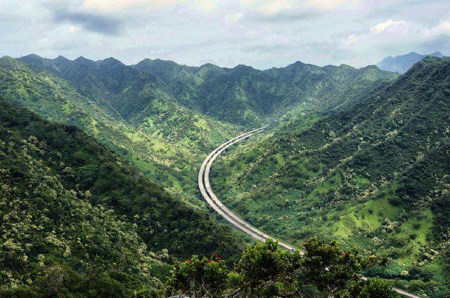 Aiea Loop Trail