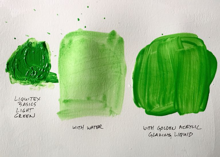 Water Soluble Oil Paints Compared