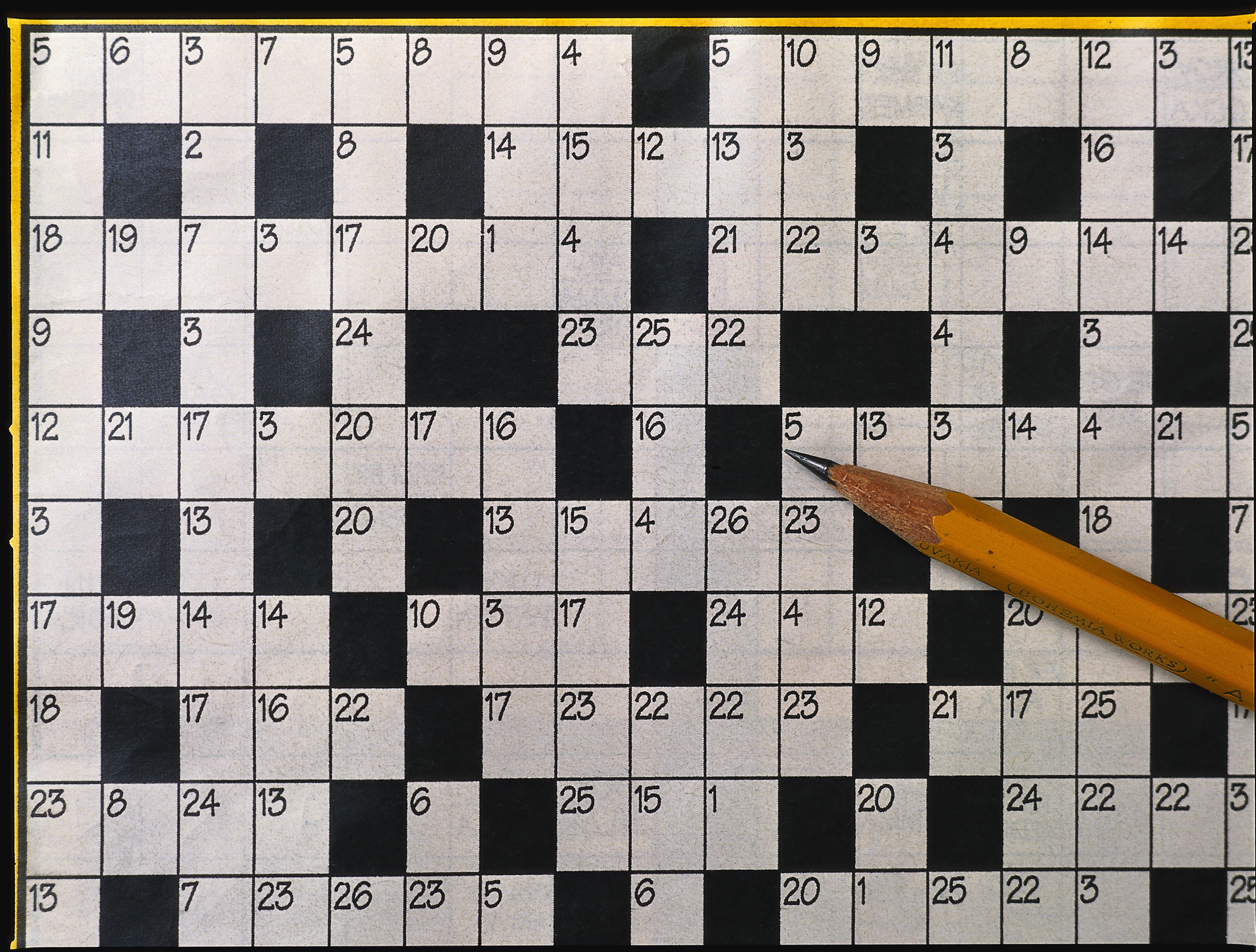 printable element crossword puzzle and answers