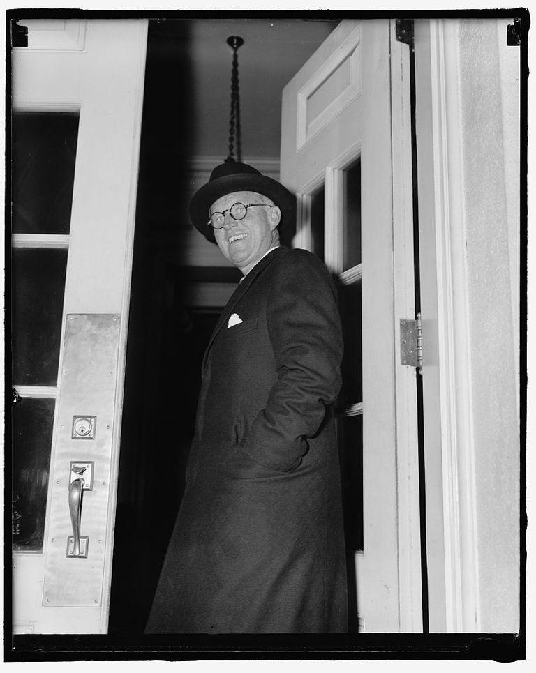 Joseph Kennedy, Father of John F. Kennedy