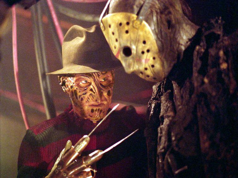 Freddy vs Jason