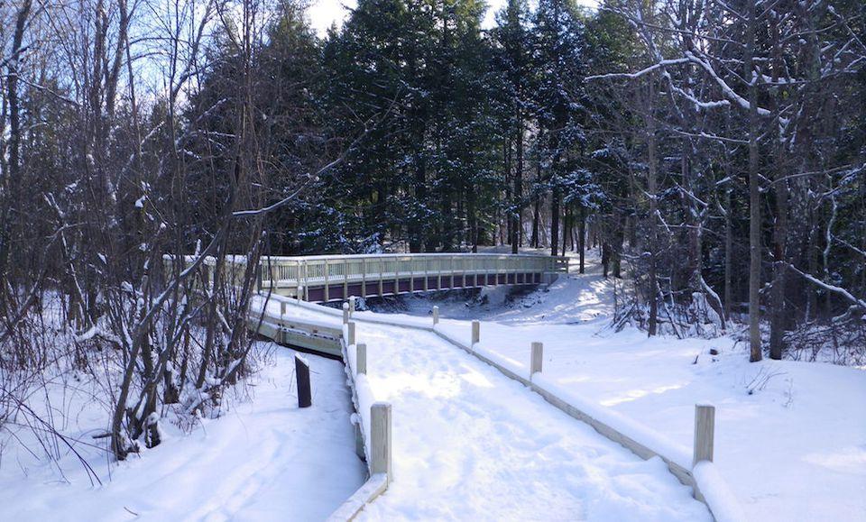Robert Frost Wayside Trail