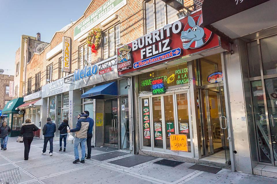 Jackson Heights in Queens New York a polyglot neighborhood
