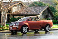 Kia Mojave Mid-Size Concept Truck