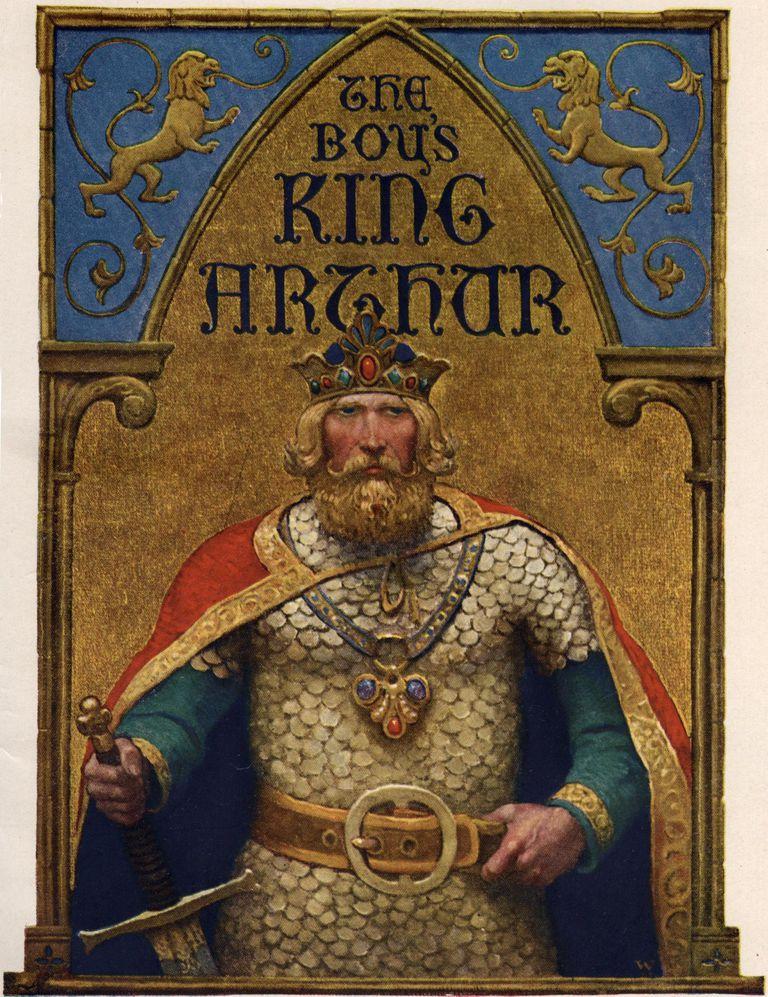 The Boys King Authur