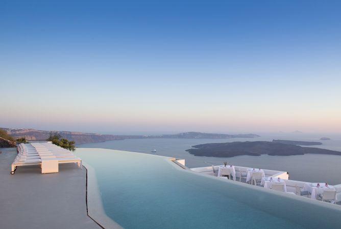 Grace Hotel Infinity Pool