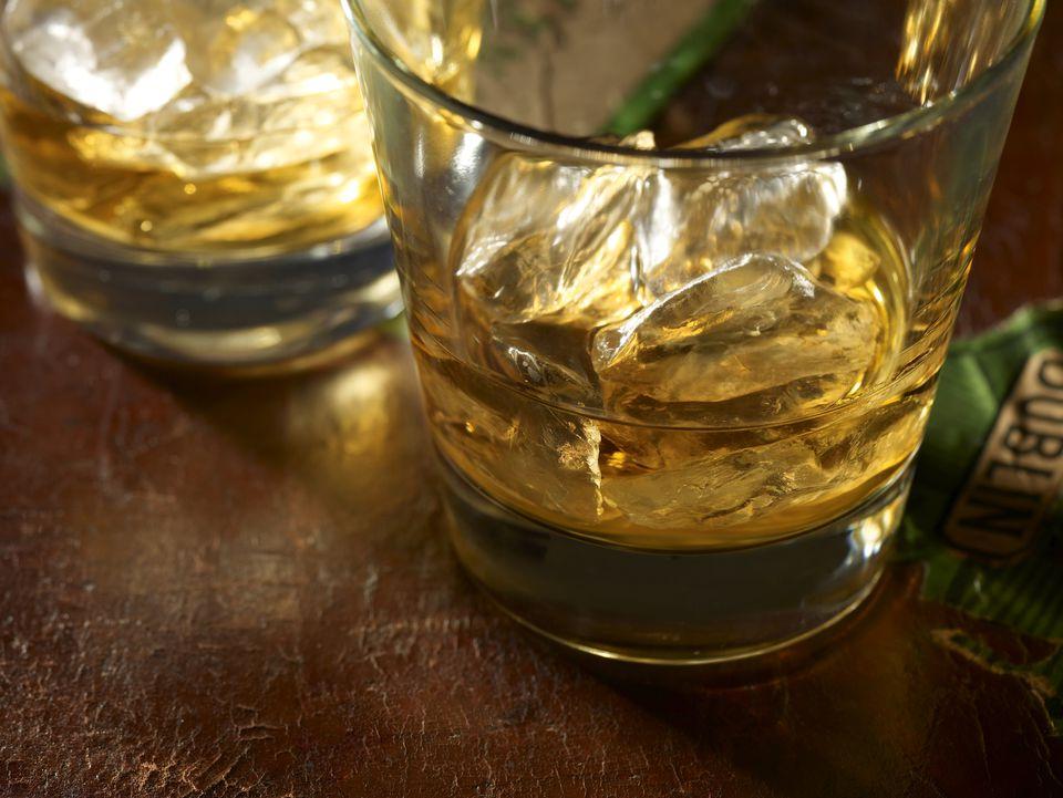 Irish Whiskey with Ice