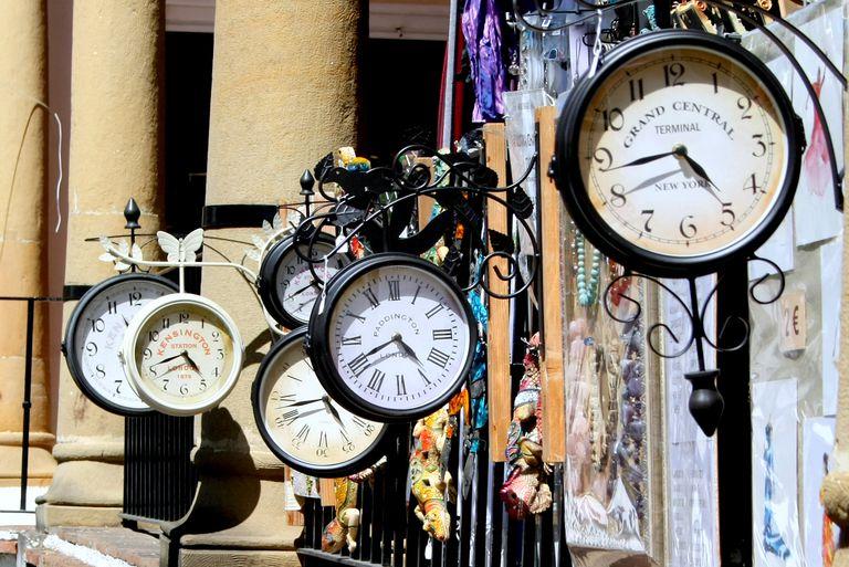 Horas / Hours