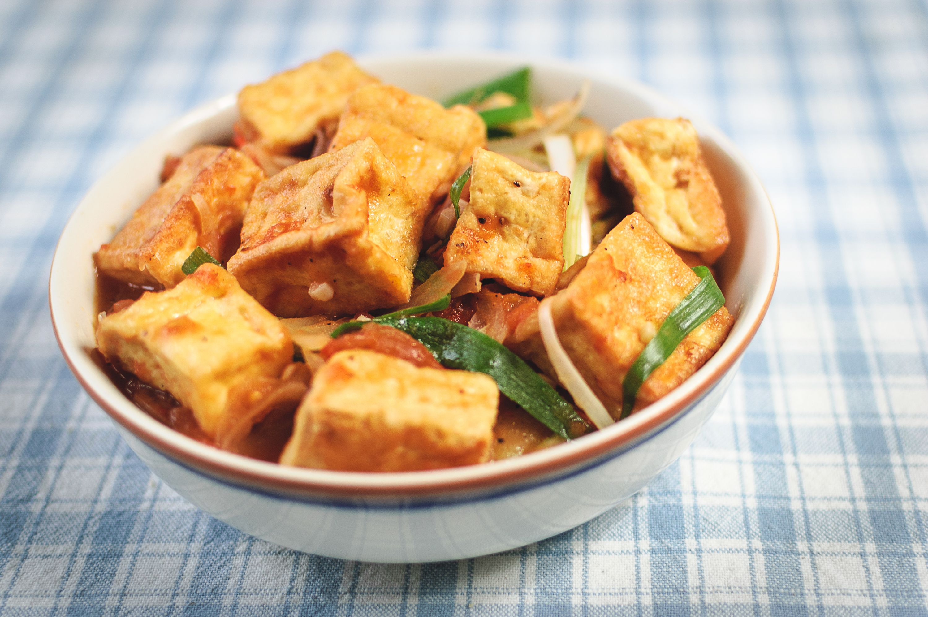 Vegetarian And Vegan Tofu Recipes For Breakfast, Lunch And
