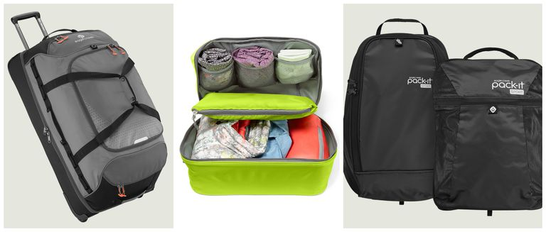fitness travel packing