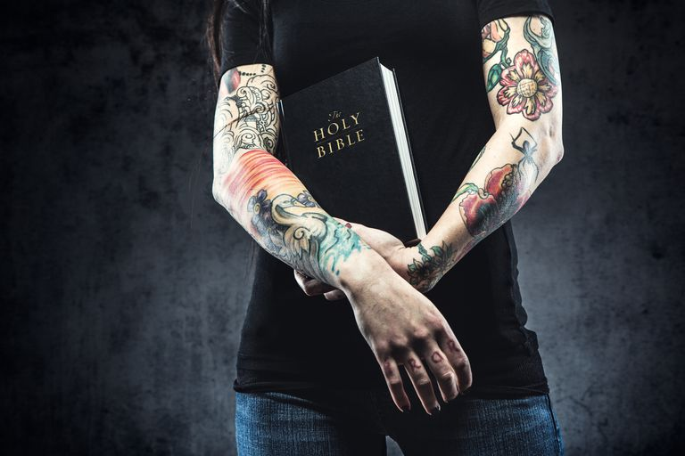 Tattoos and Christians