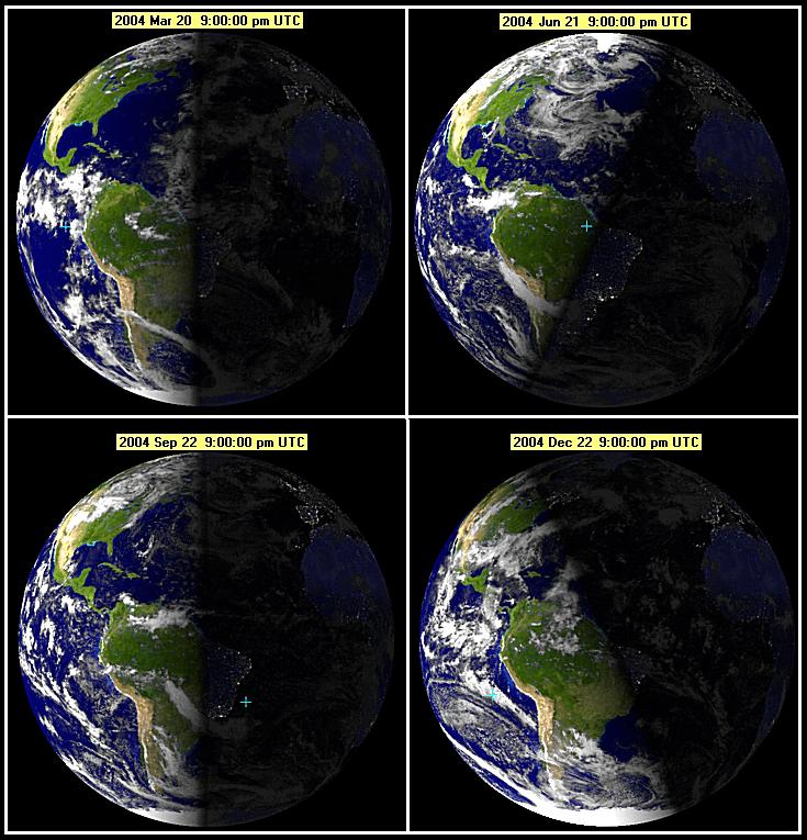 earth and its seasons