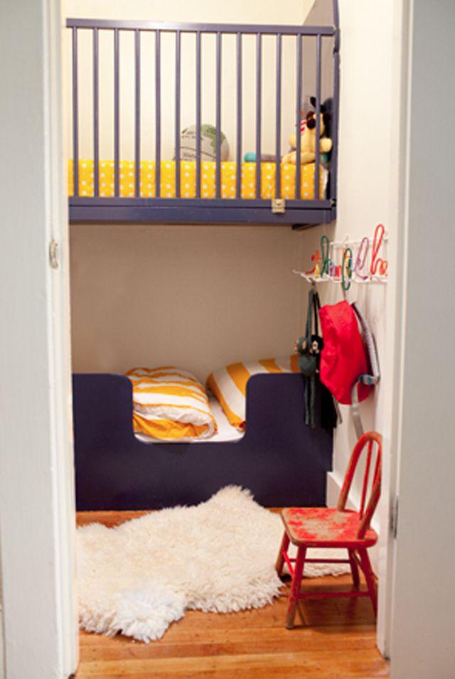 How To Create A Cozy Closet Nursery Space