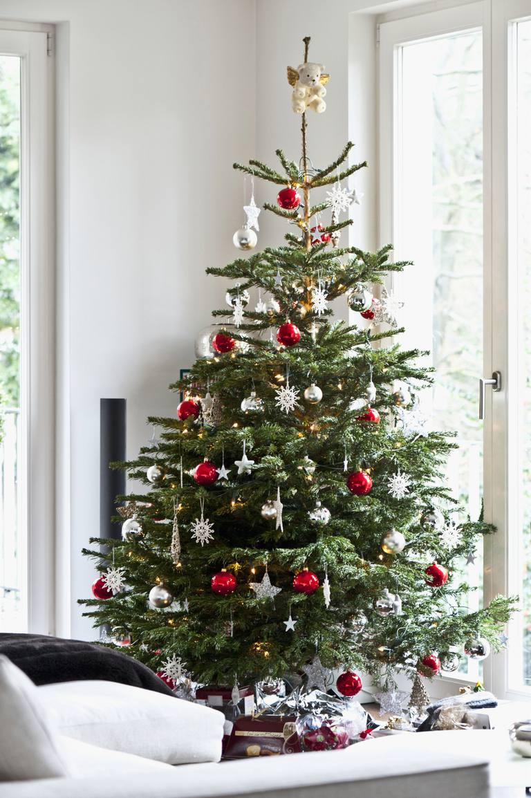 Trucos e ideas para decorar tu rbol de navidad - Arbol de navidad fotos ...
