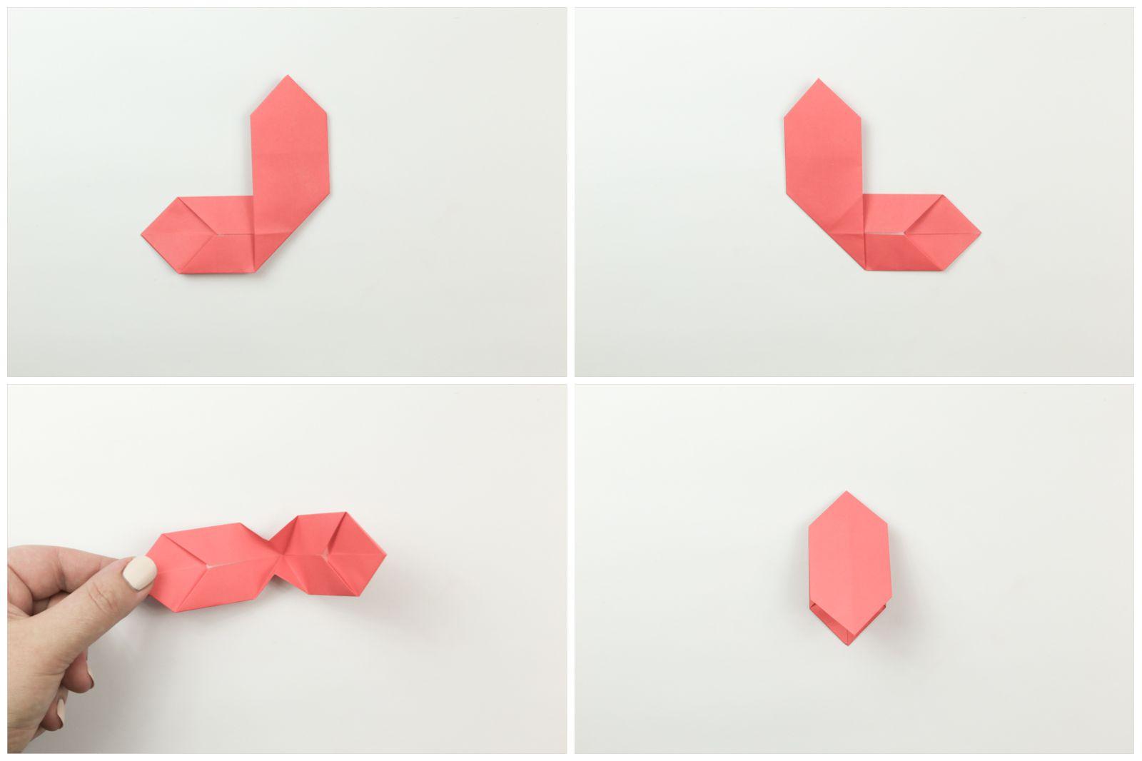 Easy origami bow tie tutorial jeuxipadfo Images