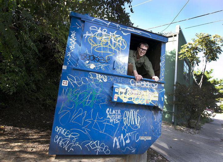Professor Dumpster, Dumpster Project