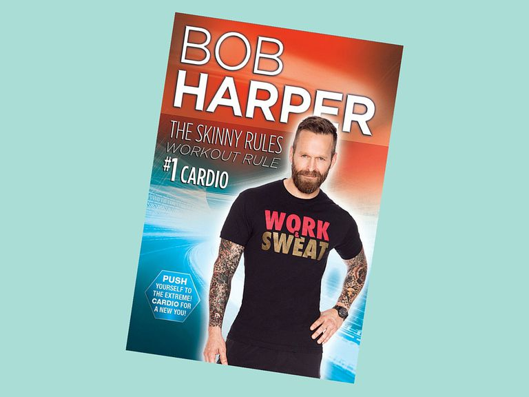 Bob Harper Workout Rule and Calendar