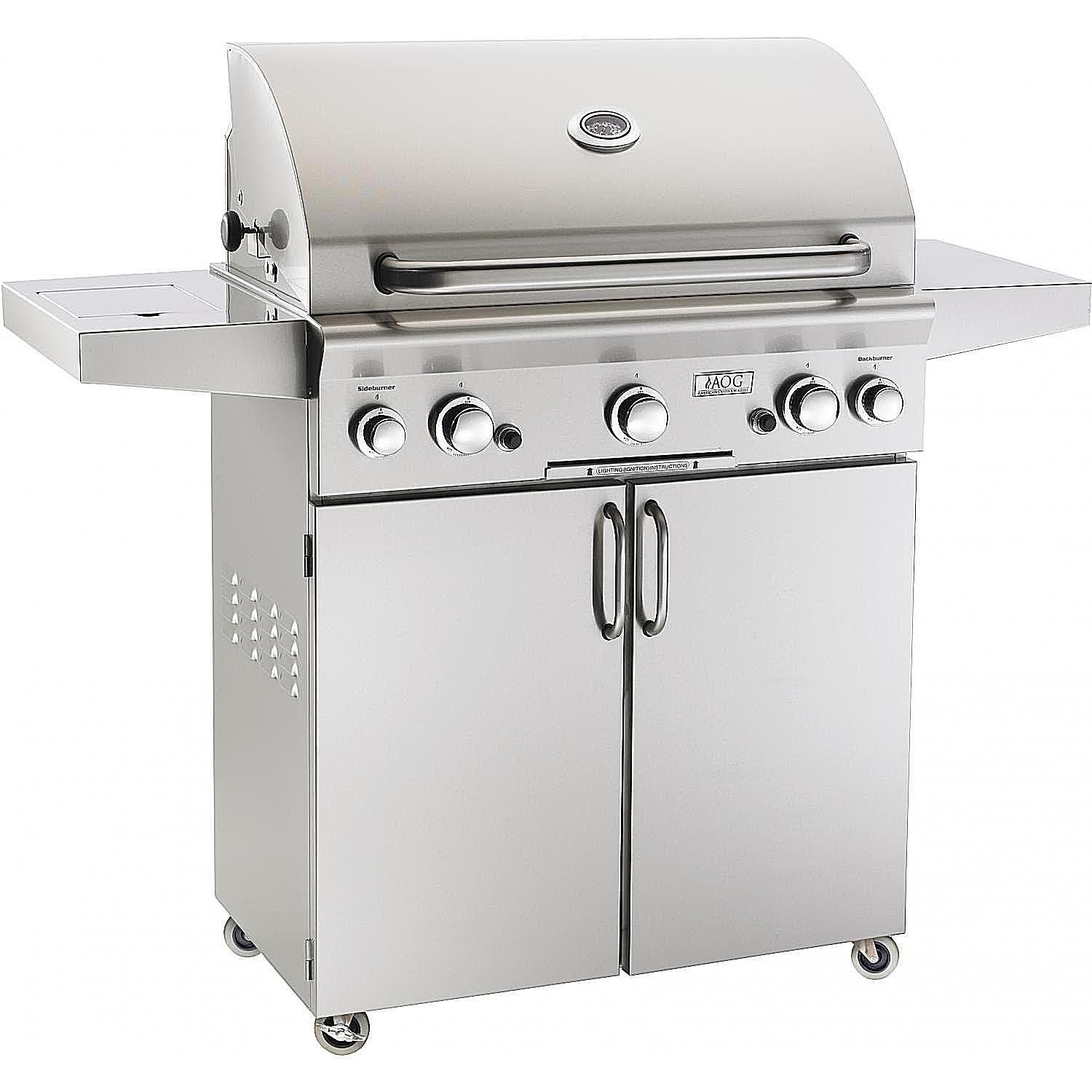 Master forge 5 burner island grill reviews - American Outdoor Grill 30 Inch Model 30pct