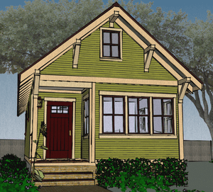 7 free tiny house plans for 16x32 house plans