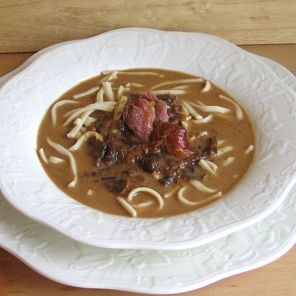 Duck Duck Goose Blood And Wine Languageen: Polish Duck Or Goose Blood Soup (Czarnina) Recipe