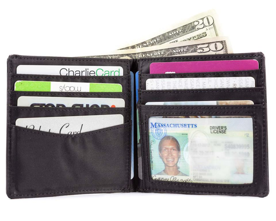 Big Skinny World Bi-Fold Wallet