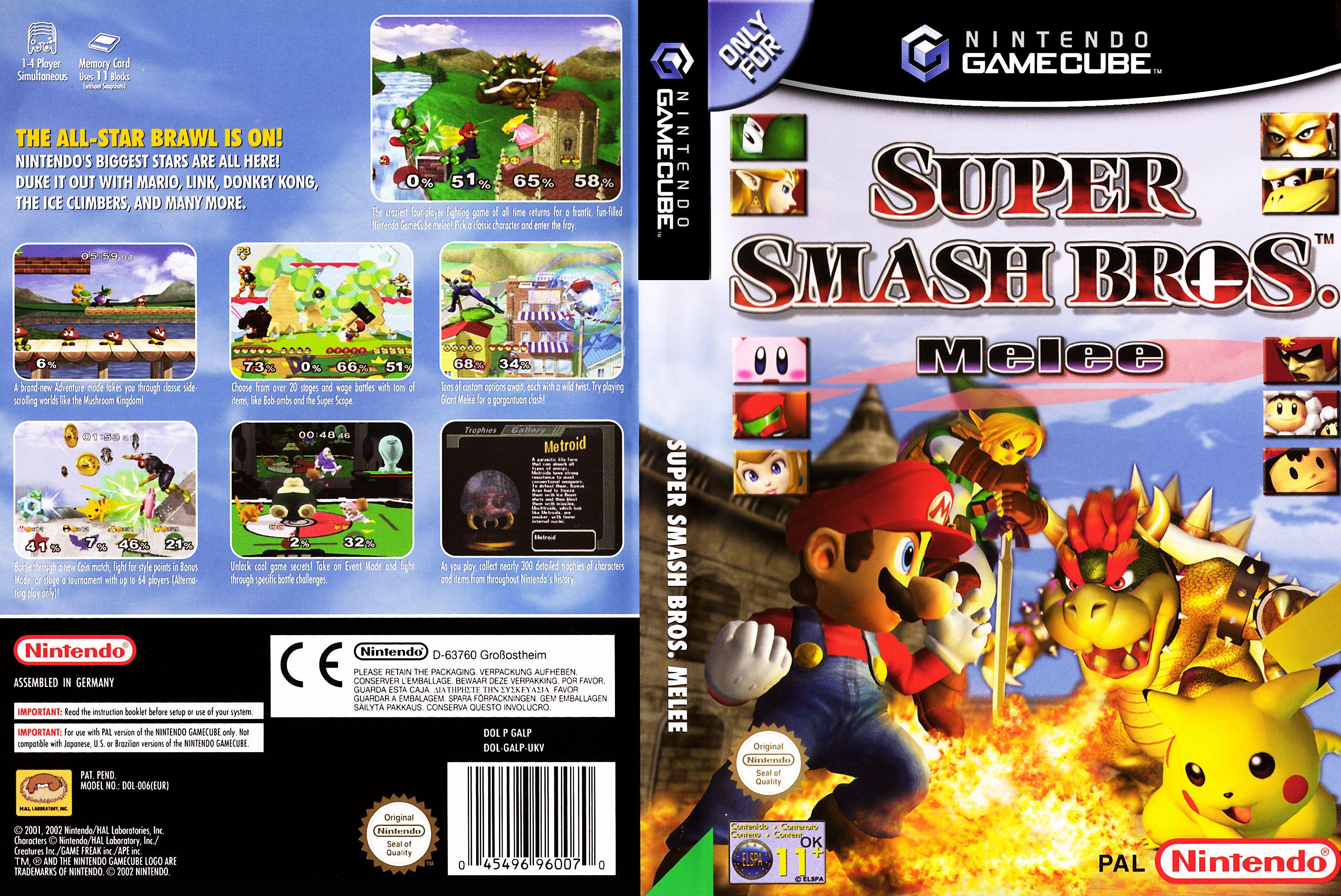 Download Super Smash Bros. Melee