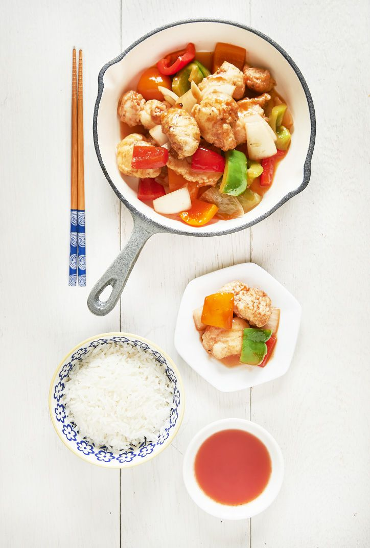 Chinese Sweet and Sour recipes