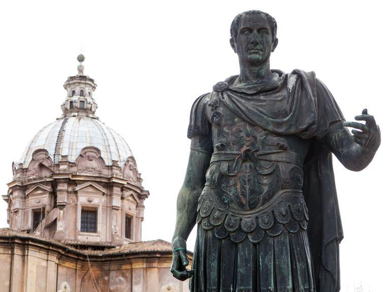 tricolon - Julius Caesar